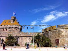 Castillo de Saint Malo