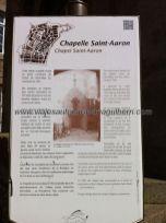 breve reseña histórica de esta añeja capilla