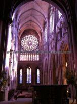 preciosa, también en sentido arquitectónico, nave principal de la Catedral