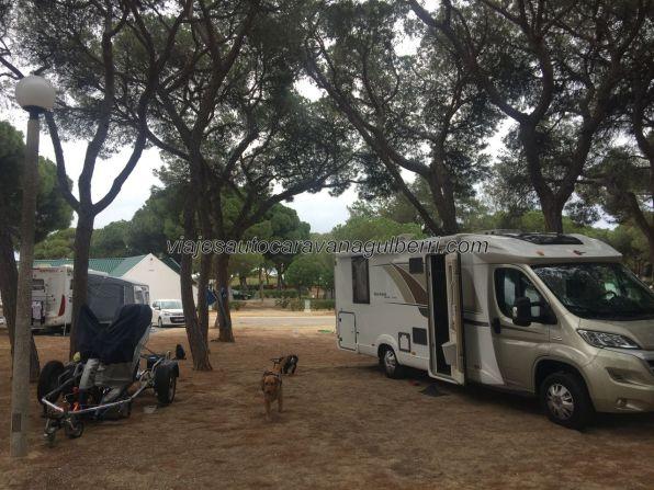 Camping Olhão, Olhão, Algarve