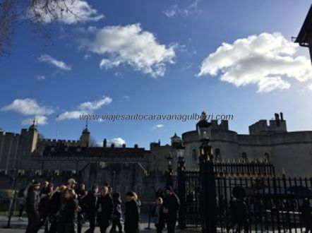 entrada Torre Londres