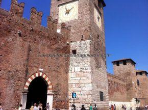 entrada a la fortaleza