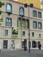 Museo Saramago en la Casa dos Bicos, Lisboa