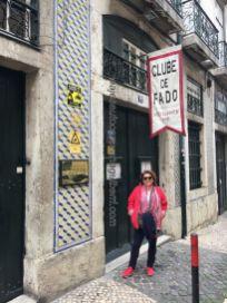 Restaurante Clube do Fado, Lisboa