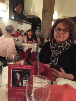 Restaurante Clube do Fado
