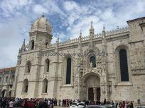 Monasterio Jerónimos, Belém, Lisboa