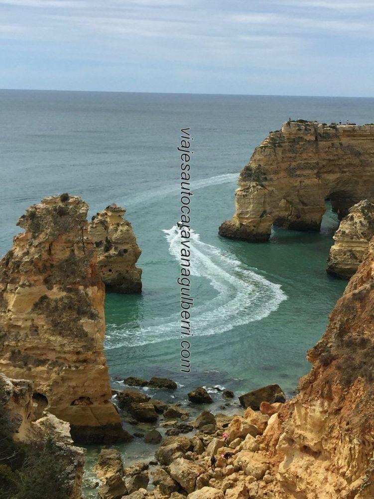 Praia de Marinha, Algarve