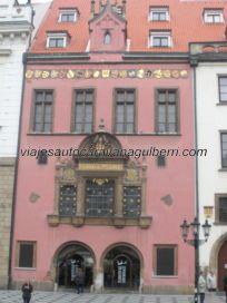 Ayuntamiento, Praha caput regni