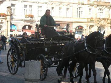 una de las maneras de visitar Praga