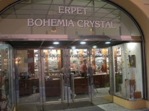 Cristal de Bohemia, magnífico