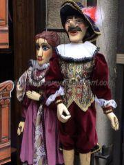 espectaculares marionetas