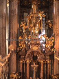 San Nicolás, altar mayor