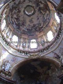 cúpula Iglesia San Nicolás