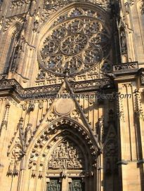 fachada principal Catedral San Vito