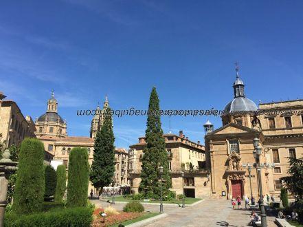 plaza Catedral Salamanca
