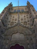 detalle marquesinas Catedral Salamanca