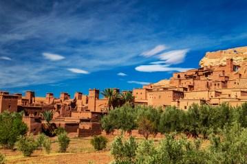 Ouarzazate- Marruecos