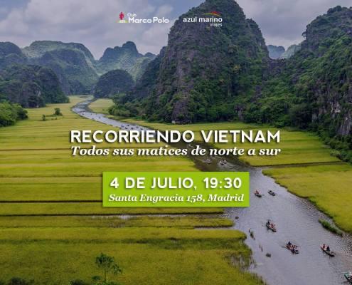 Recorriendo Vietnam 4 de julio
