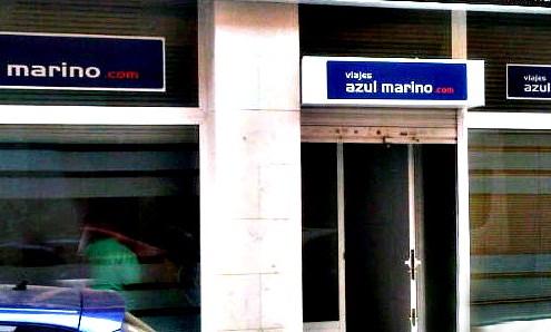 Oficina Viajes Azul Marino Sevilla