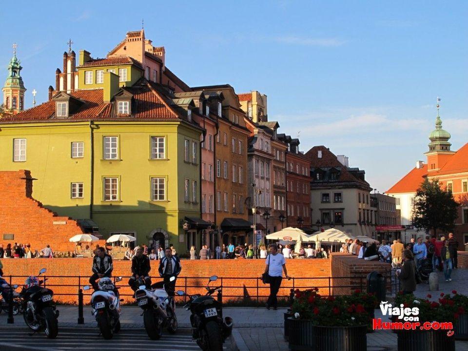 Stare Miasto de Varsovia