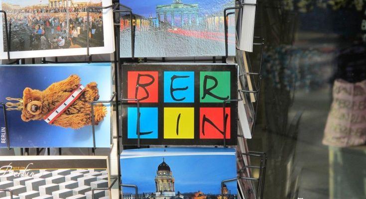 postal de berlin