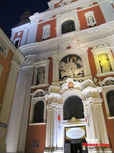 iglesia de san estanislao poznan