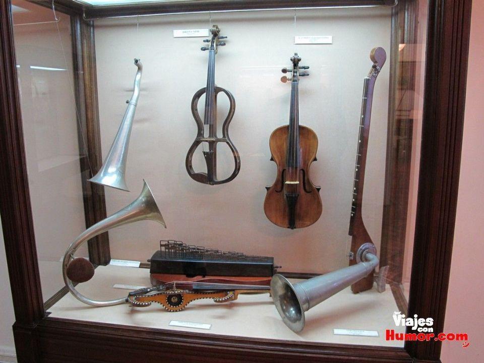museo de los instrumentos musicales polonia poznan