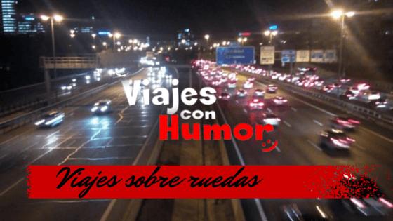 viajes sobre ruedas viajes con humor