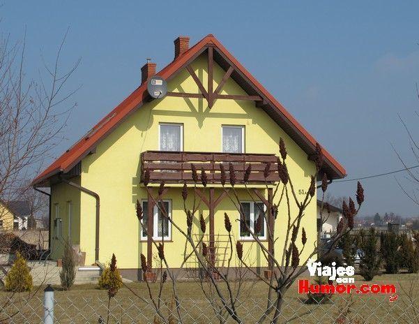 casa rural polaca agroturismo
