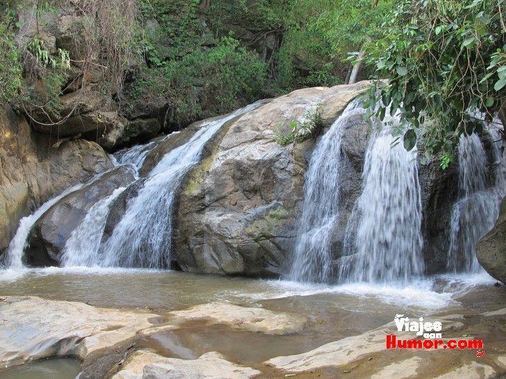 cataratas cerca de chiang mai tailandia