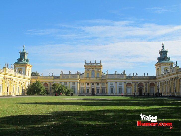 palacio de wilanow varsovia