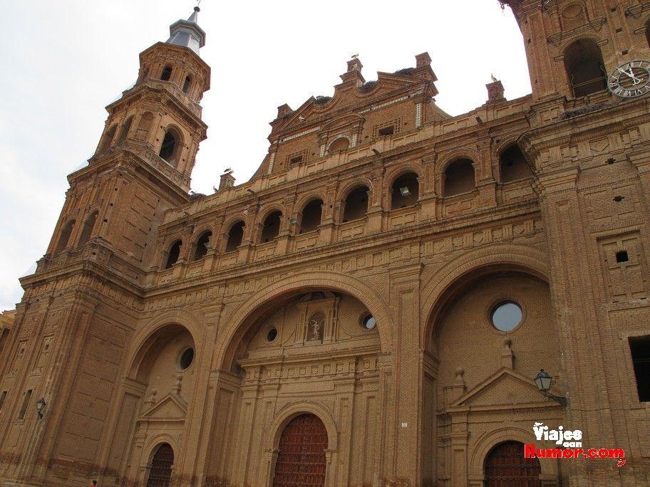 iglesia colegiata de san miguel alfaro la rioja