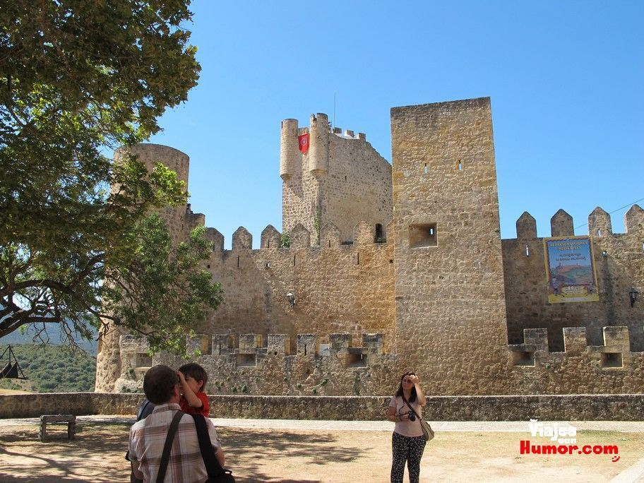 castillo de frias ciudad de frias burgos