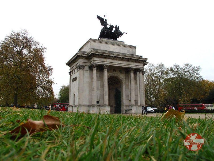 Arco de Wellington en Londres