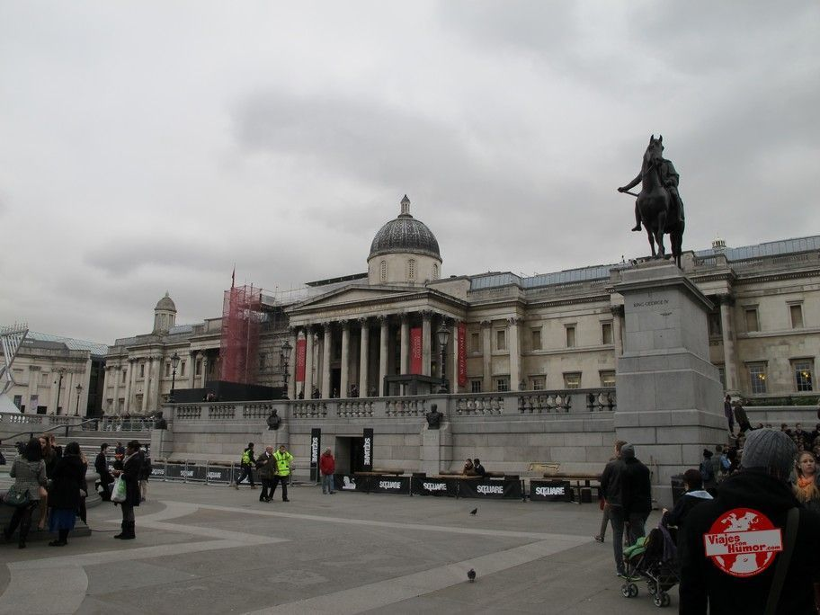 Galeria Nacional Britanica Londres