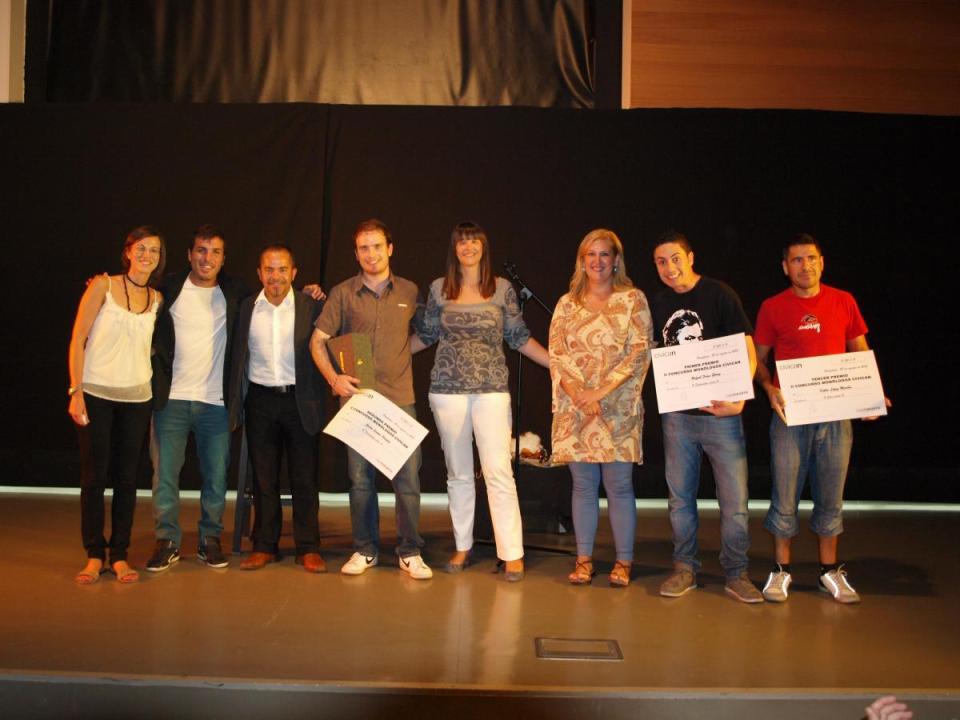 concurso de monologos civican pamplona