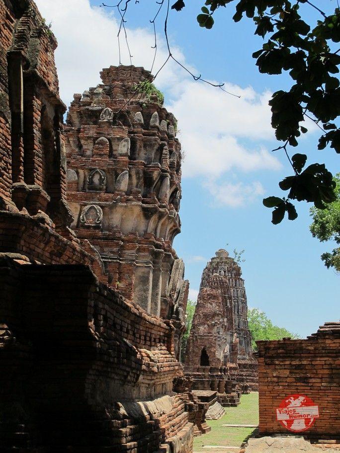 wat Maha That ruinas templos