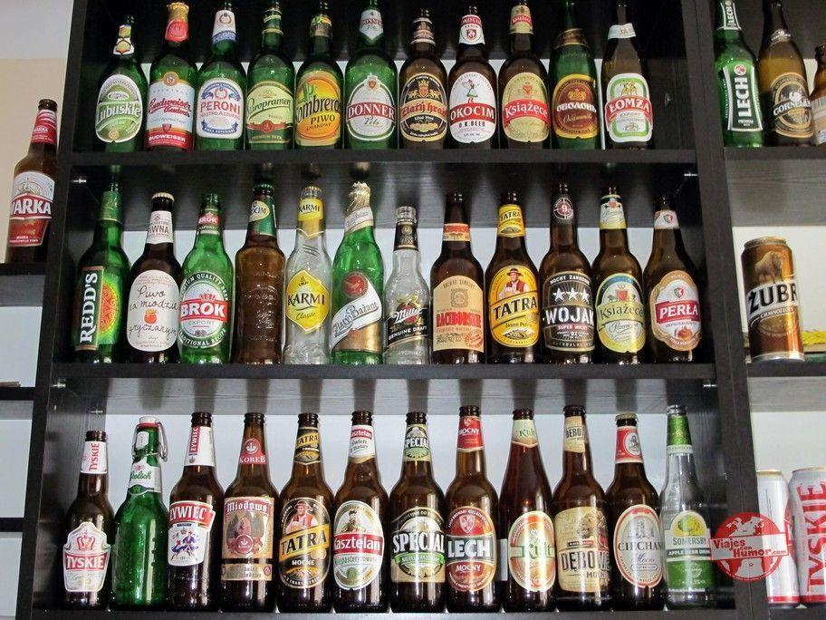 cervezas polacas