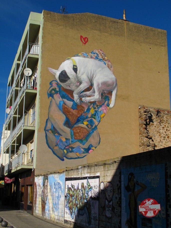graffiti la bañeza