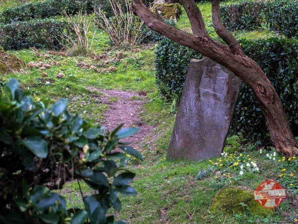 cementerio de los ingleses san sebastian