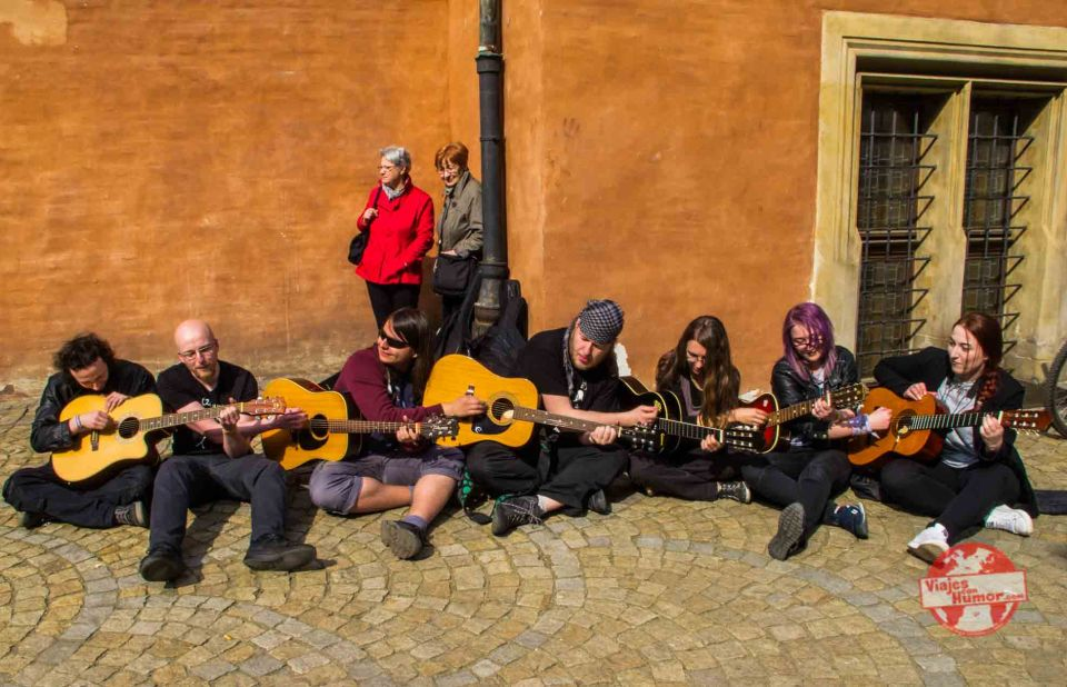 guitarras wroclaw