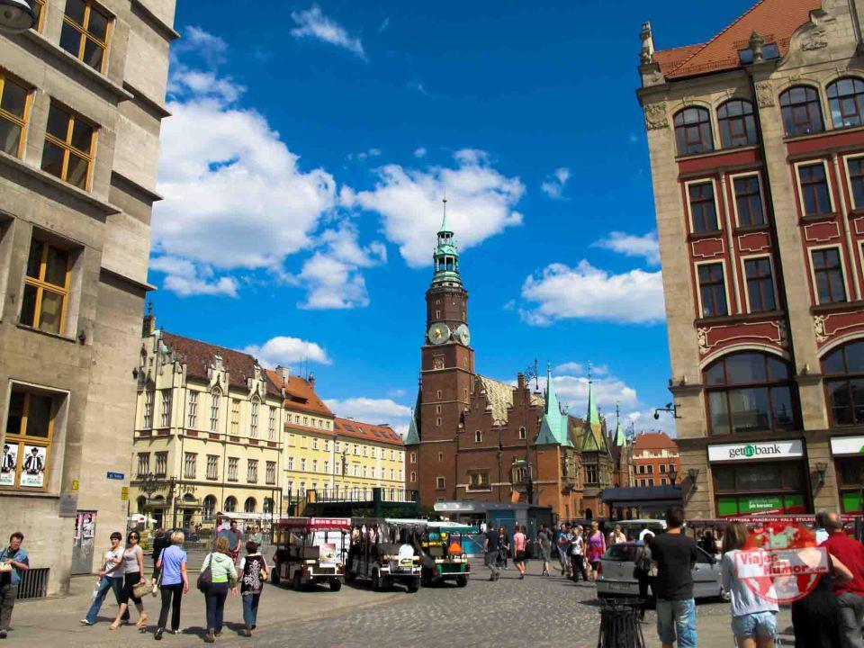 stare rynek wroclaw