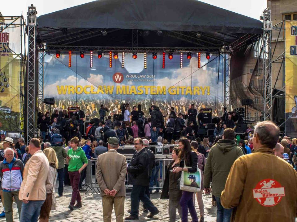 wroclaw guinness record 2016