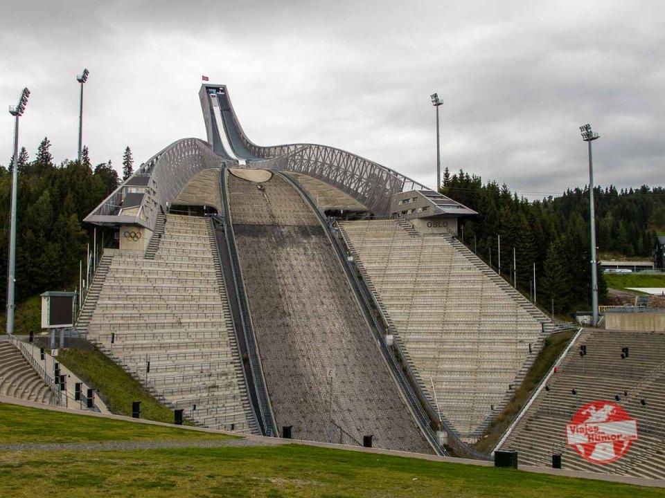 plataforma salto de esqui