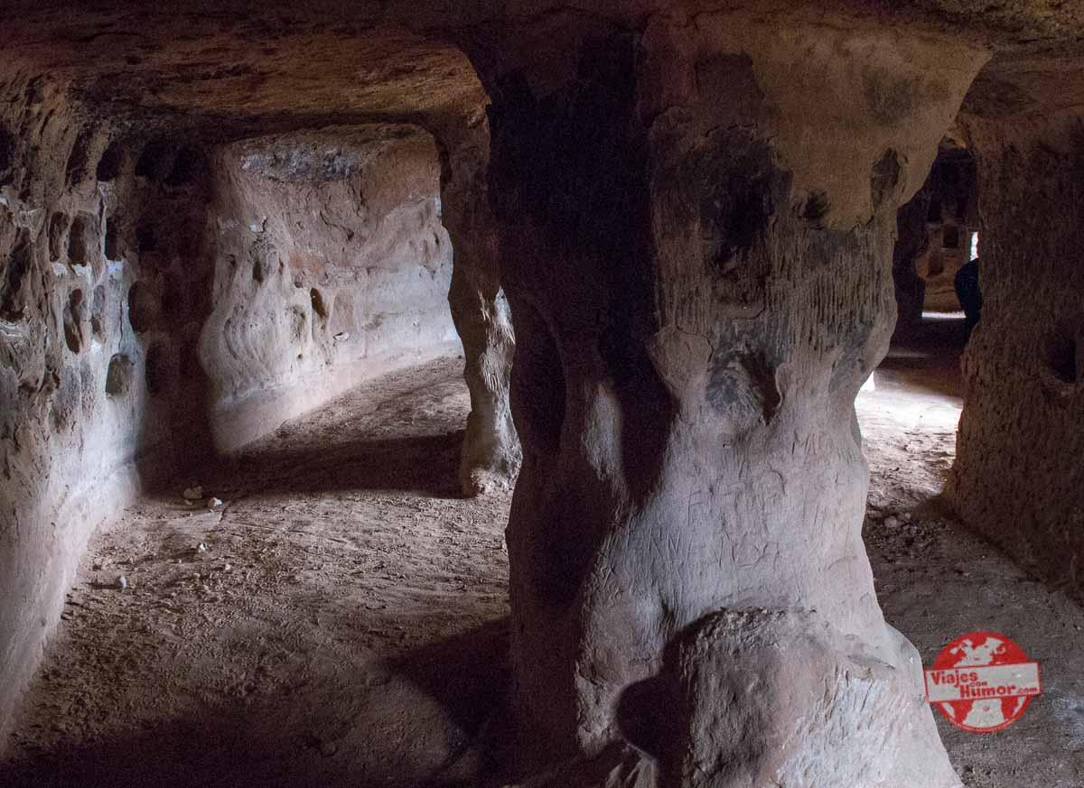cuevas en arnedo