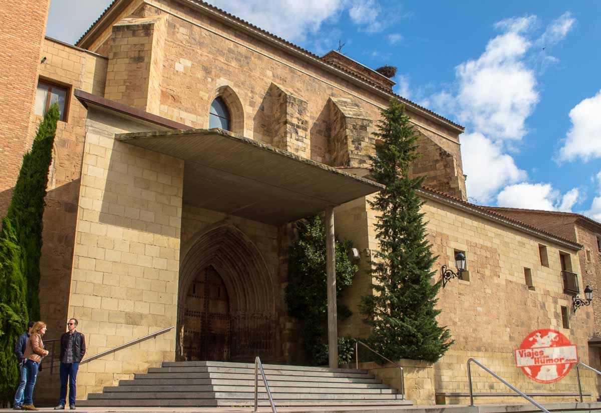 iglesia de santo tomas arnedo