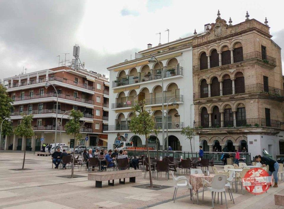 plaza de españa de ecija
