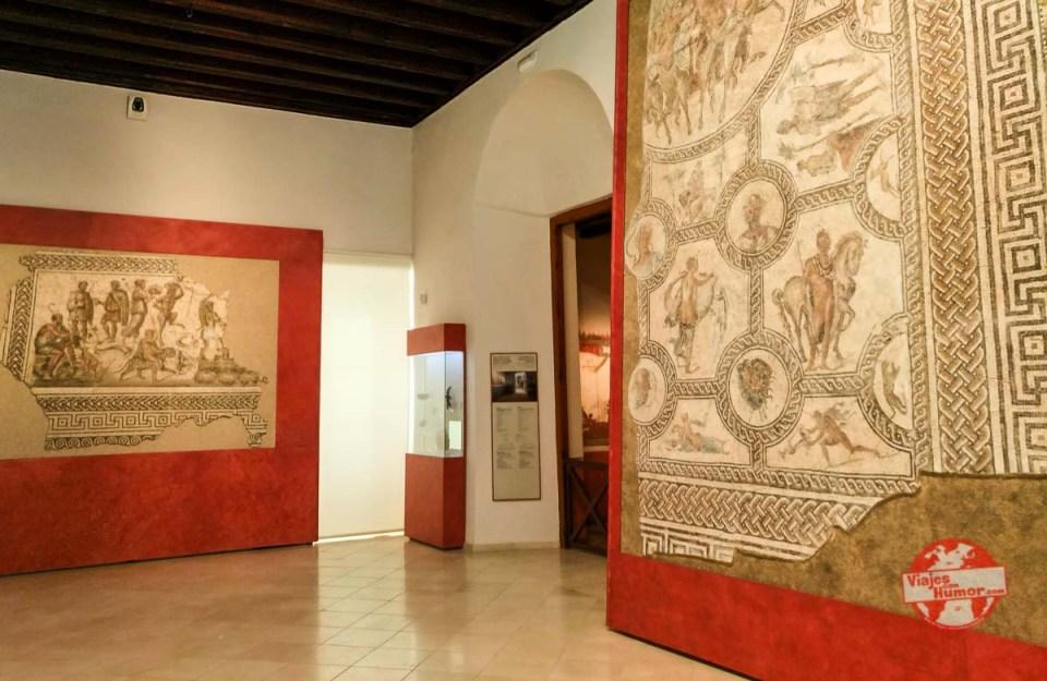 mosaicos romanos en ecija