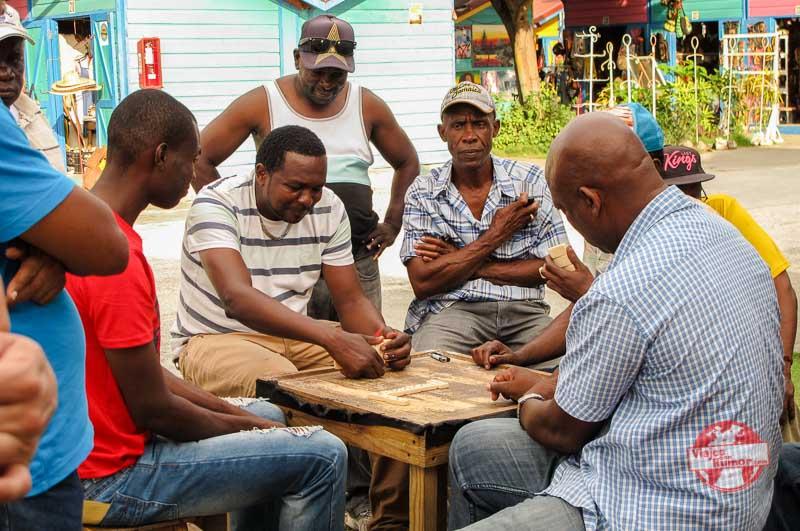 domino en jamaica