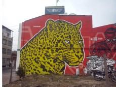 El jaguar de la 26... ¡impresionante! (Foto: Jorge Curiel Yuste)